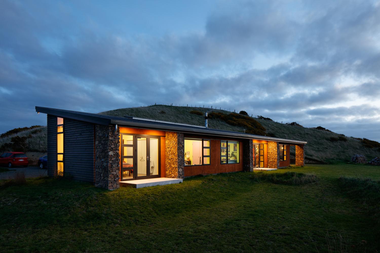 Saddle Hill House Tawa Aonui Architecture