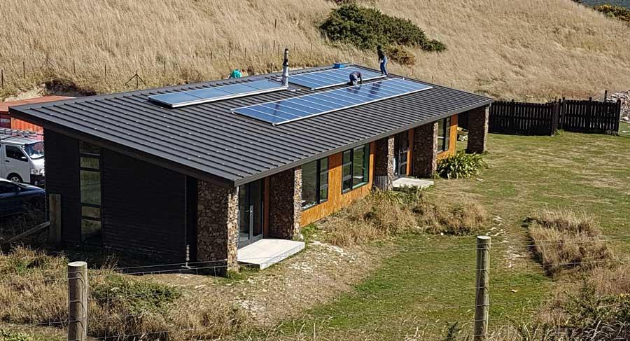 Solar panels make Saddle Hill house a 'power station'